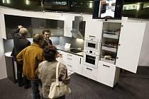 Výstava Dům, vytápění a úspory v ČEZ Areně
