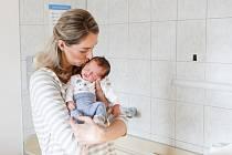 MAREK BÍŠKO se narodil 3. prosince v 17 hodin a 48 minut. Vážil 2880 gramů a měřil 49 centimetrů. Maminku Evu podpořil u porodu tatínek Marek. Rodina bydlí v Hlinsku.