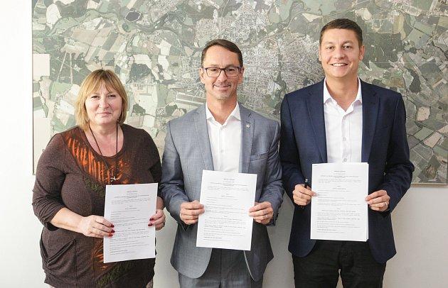 Hnutí ANO, Koalice pro Pardubice, ČSSD deklarovaly, že spolu bodou spolupracovat.