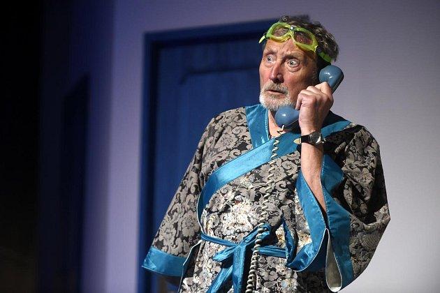 Z představení Až na věky - Ladislav Frej