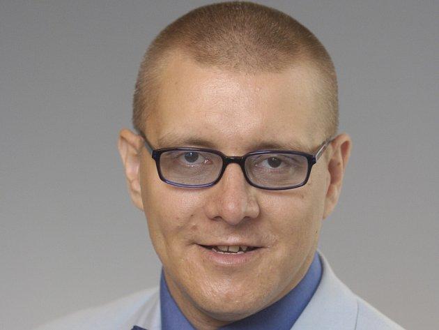 Poslanec za ODS Daniel Petruška