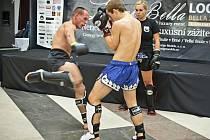 Ukázky thajského boxu předvedou profesionálové z Macak´s gym.