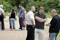 Přejímka staveniště v Tyršových sadech se nekonala. Zástupci stavební firmy ji odmítli pro nedostatky v projektové dokumentaci.