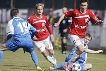 FK Pardubice - FC Graffin Vlašim