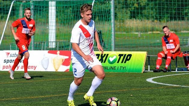 Marek Řehák bere malý fotbal jako přínos pro kariéru v tom velkém. Prý se na menším prostoru dá rozvíjet technika.