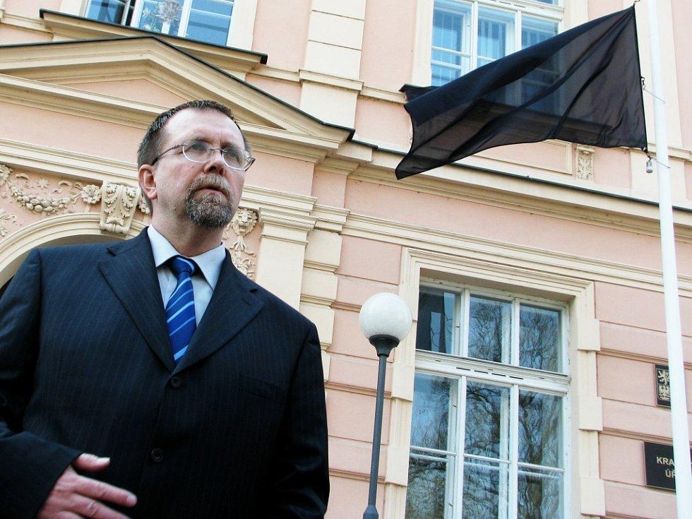 Hejtman Radko Martínek přislíbil okamžitou pomoc rodinám pozůstalých