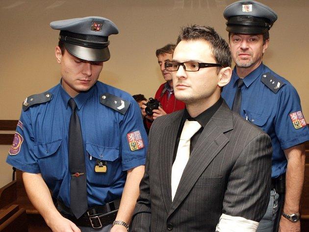 Dimitrij Nikitin u soudu