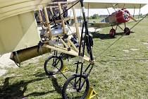 Letecké muzeum pod Kunětickou horou