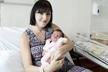 Bára Mužíková se narodila v 25. srpna v 11:14 hodin. Měřila 47 centimetrů a vážila 3120 gramů. Maminku Evu podpořil u porodu tatínek Martin. Rodina pochází z Pardubic.
