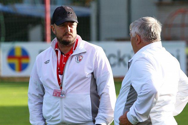 Kamil Řezníček, trenér FK Pardubice B