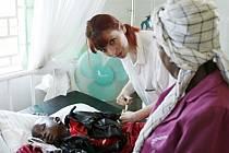 Staniční sestra ARO - Zuzka Hanková v nemocnici Itibo
