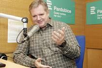 Pavel Kudrna, ředitel Českého rozhlasu Pardubice