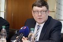 Ministr dopravy Zbyněk Stanjura