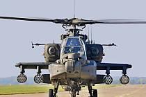 Bitevní vrtulník AH-64 Apache