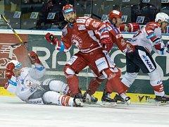 HC Dynamo Pardubice - Oceláři Třinec 0:4