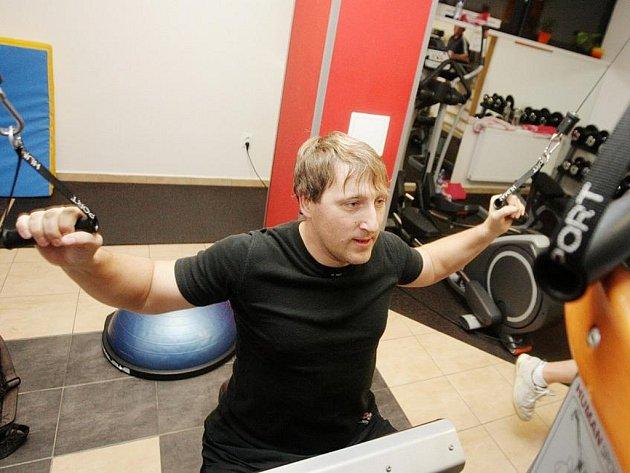 Do kondice se díky Hubněte s Deníkem dostal i krajský radní René Živný. Shodil a začal pravidelně trénovat.