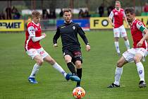 FORTUNA:NÁRODNÍ LIGA - 22. kolo: FK Pardubice - FK Viktoria Žižkov 2:1
