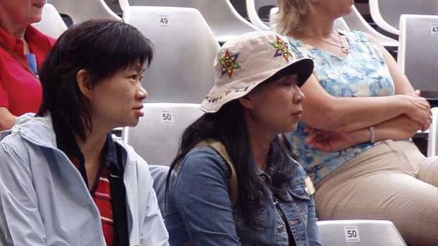 Zkoušky Národního divadla se staly atrakcí zejména pro Japonce.