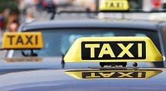 Test olomouckých taxíků. Ilustrační foto.