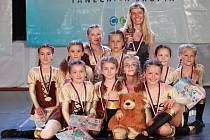 Taneční skupina H. P. M.