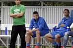 Fotbal řídí lidi, kteří podporují špínu, říká trenér Miroslav Kaluža.