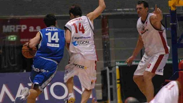 Basketbal je pro Pardubice důležitým sportem.