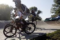 Na bikrosových závodech se dařilo pardubickým jezdcům
