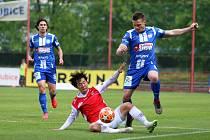 FNL - 26. kolo: Pardubice - Znojmo 3:1