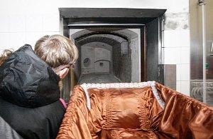 Krematorium otevřelo své brány