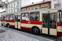 Trolejbus Škoda Tr 14.
