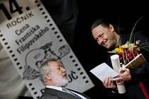 Předávání cen Františka Filipovského v Přelouči
