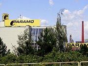 Výkopové práce kolem Parama mohou odkrýt nevybuchlé letecké pumy z druhé světové války.