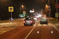 Nehoda na Hradecké 22. ledna 2015. Viděli jste ji?