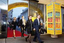 Zahájení letošního Febiofestu proběhlo opět v multikině CineStar