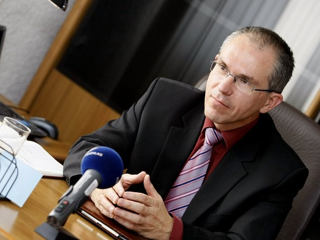 Josef Šimurda, ředitel Pardubické krajské nemocnice