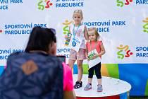 Sportovní park Pardubice 2021. Každé dítě může být vítěz.