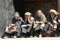 Tibetské ženy