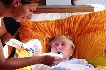 Umírajícím se bude lépe dýchat i vdomácím prostředí