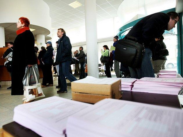Daňové přiznání je třeba podat do 31. března