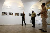 V PARDUBICKÉ GALERII GONS na Pernštýnském náměstí je v současné době k vidění výstava fotografií Alžběty Kopecké. Ta nese název 24.