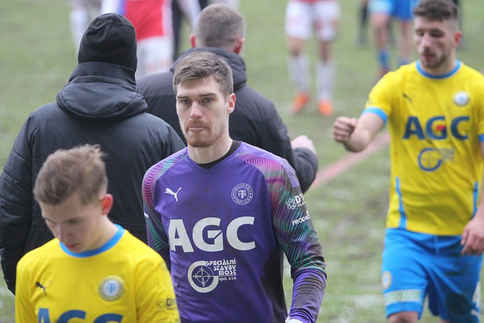 Teplice - Pardubice 0:1