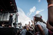 Festival HradyCZ, den druhý a zpěvačka Anna K.