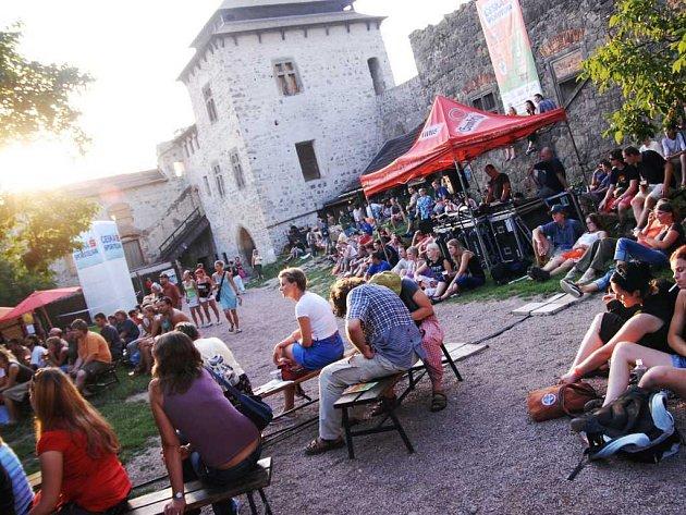 Festival České hrady.Cz na Kunětické hoře