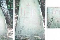 V Přelouči bylo vyhlášeno pátrání po křížovém kameni