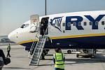 Letoun společnosti Ryanair