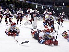 Středeční derby ukázalo, že východočeské hokejové týmy poslední sezony vykazují odlišnou výkonnost.