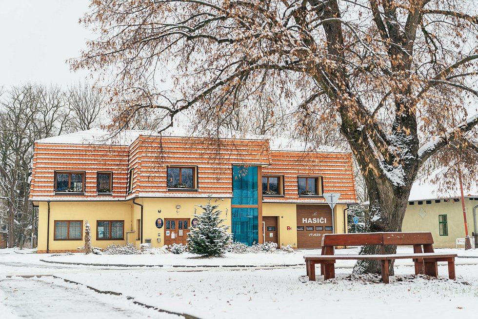 Starostkou obce je Lenka Gotthardová.