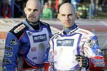 Lukáš a Aleš Drymlovi domácí naděje na zisk zlaté trofeje nenaplnili. Přesto oba jezdci podali velmi dobré výkony.
