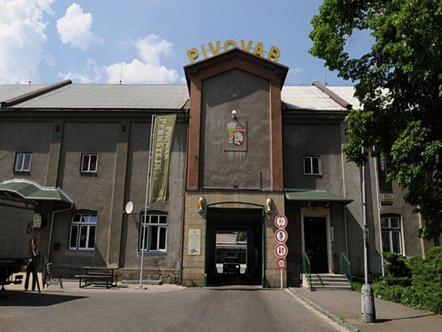 Pivovar Pernštejn Pardubice
