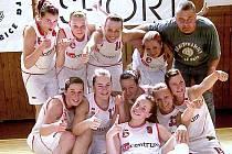 Basketbalistky BK Pliska Studánka